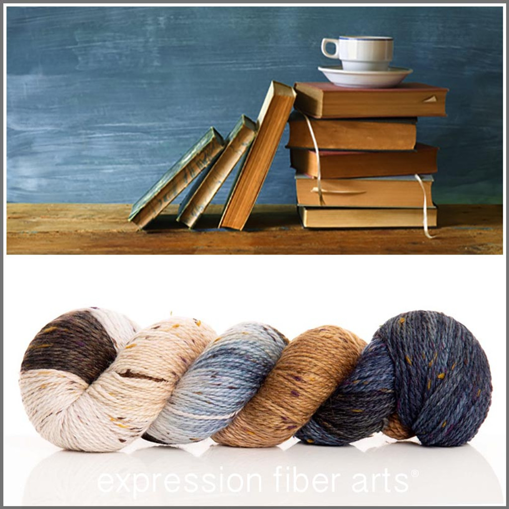 COFFEE AND BOOKS TWISTED TWEED SPORT