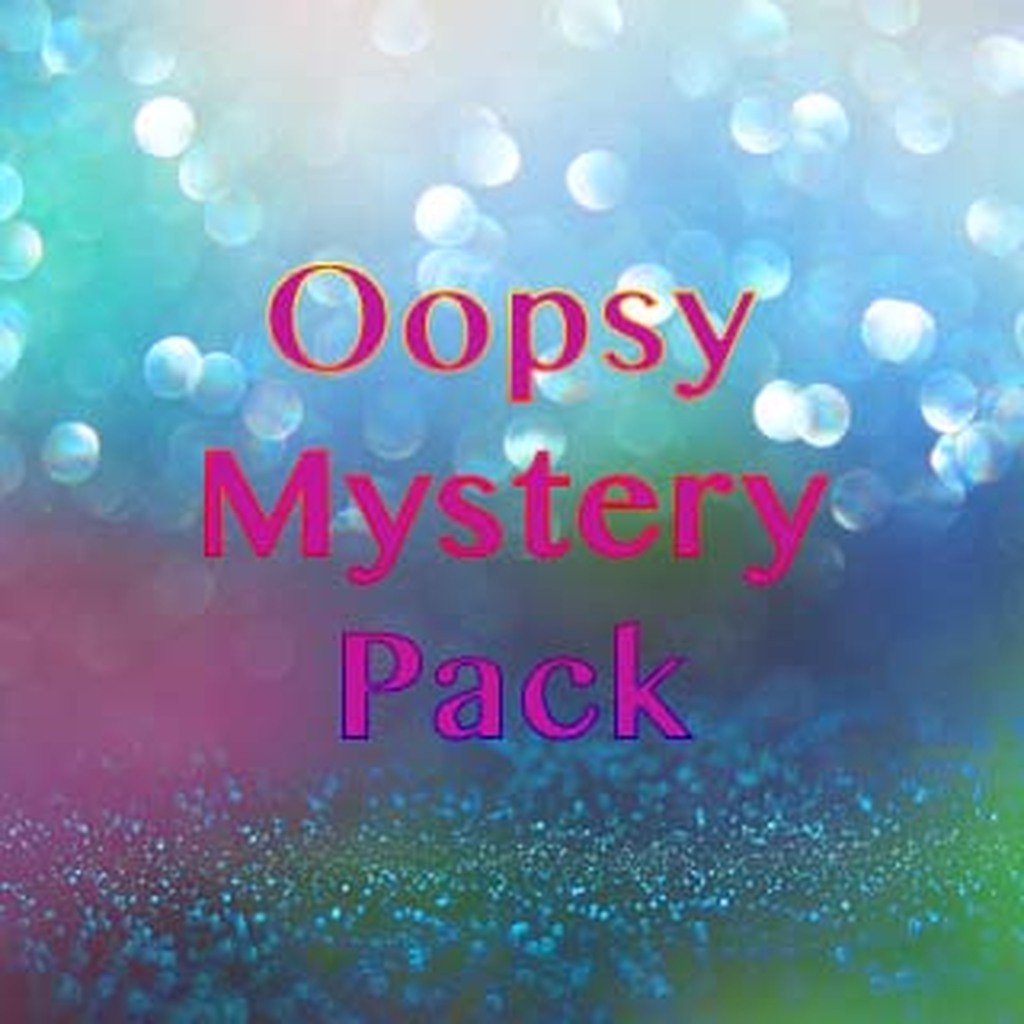 OOPSY MYSTERY 6-PACK ALPACA SILK LACE