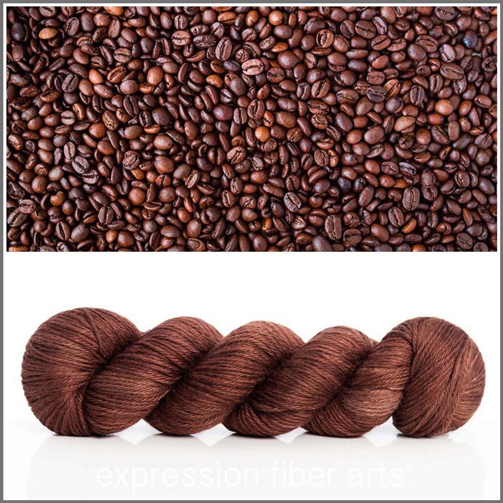 COFFEE BEANS ALPACA SILK DK