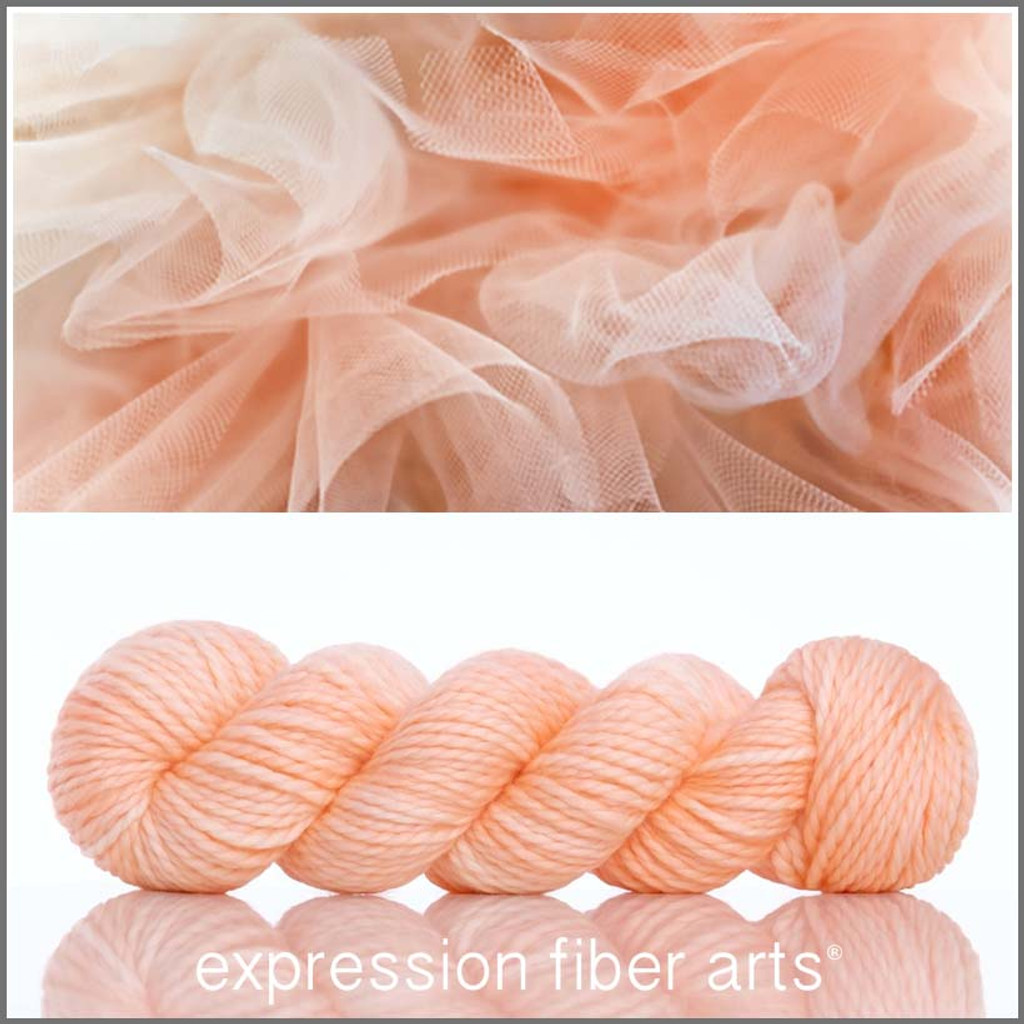 TULLE 'BUTTERY' BULKY