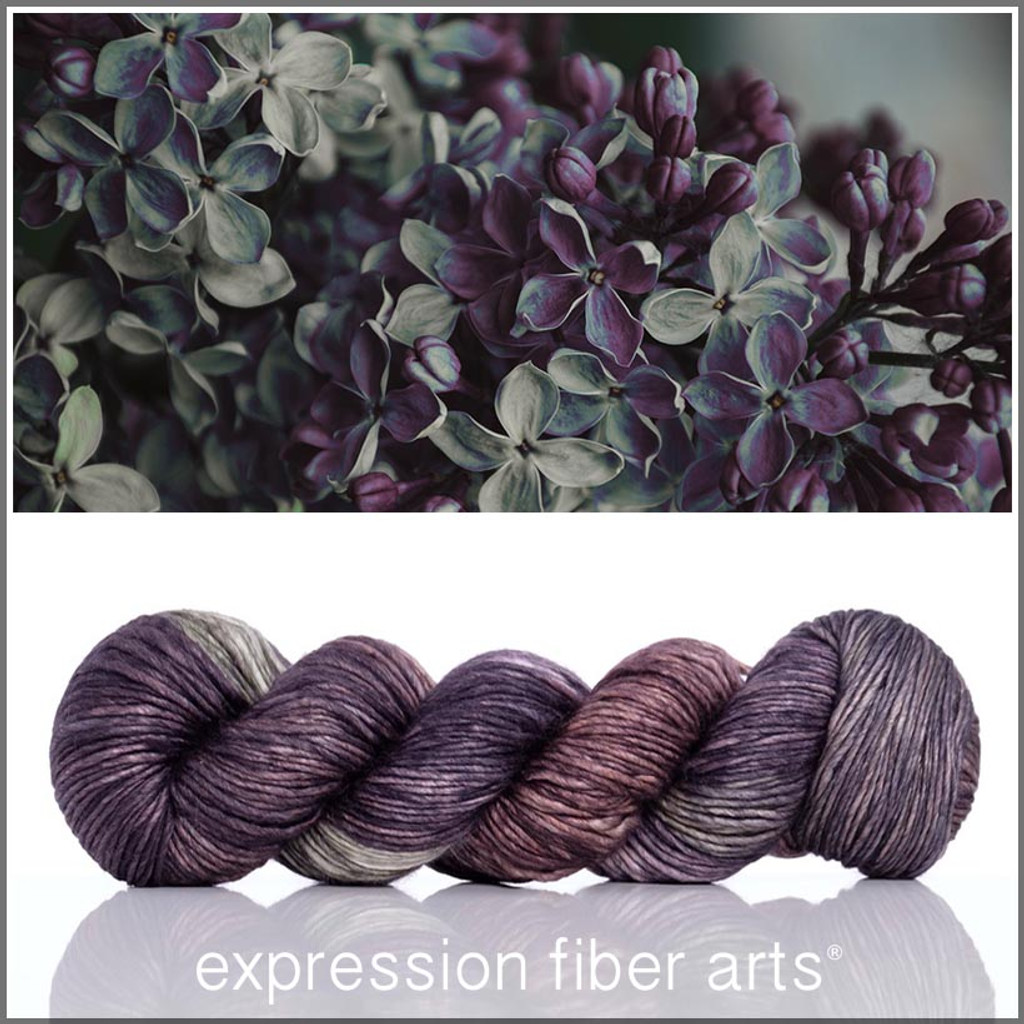 ENTHRALL 'PEARLESCENT' WORSTED