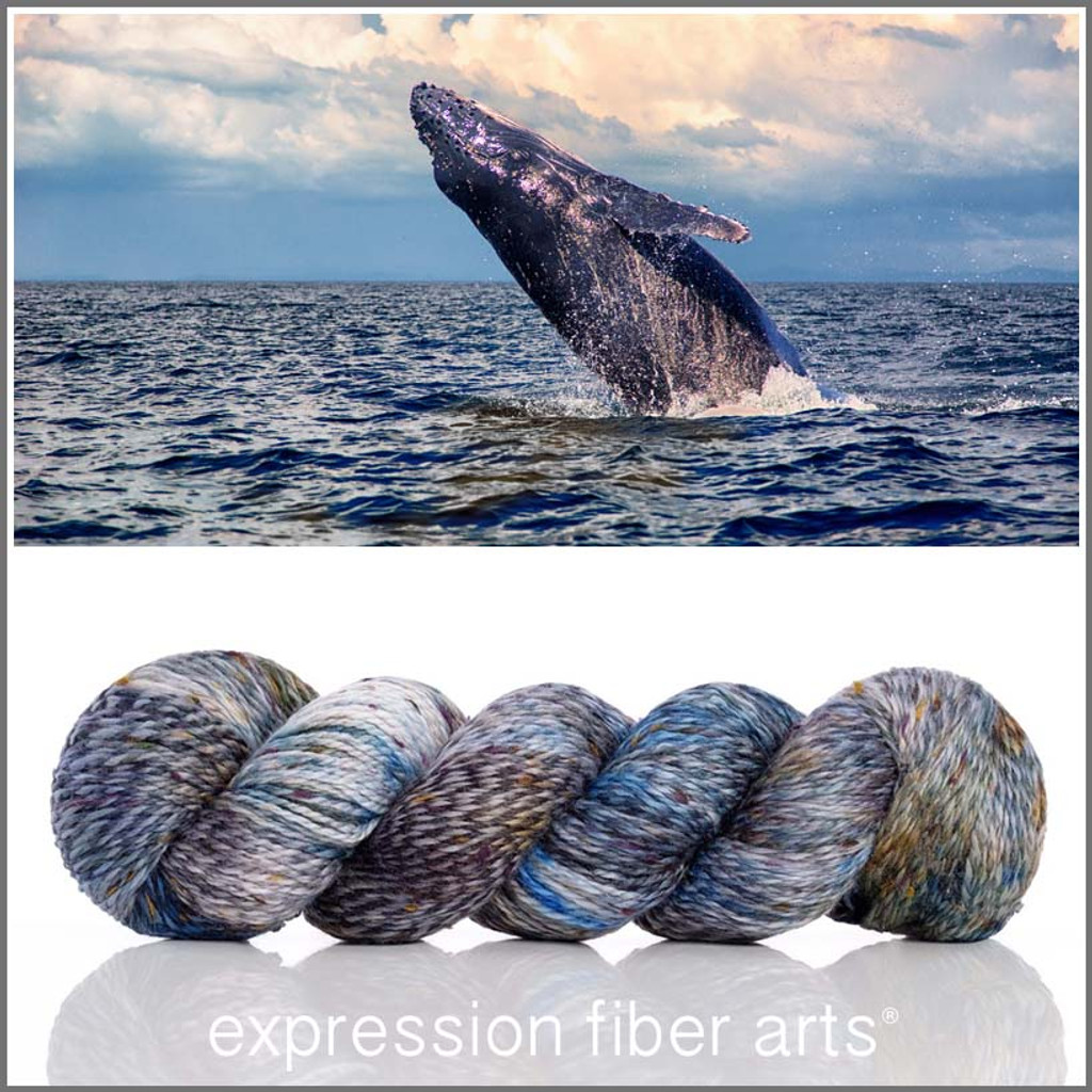 HUMPBACK WHALE TWISTED TWEED SPORT