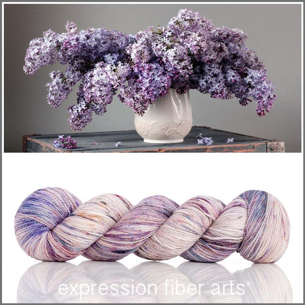 LILAC BOUQUET 'Glimmer' Fingering