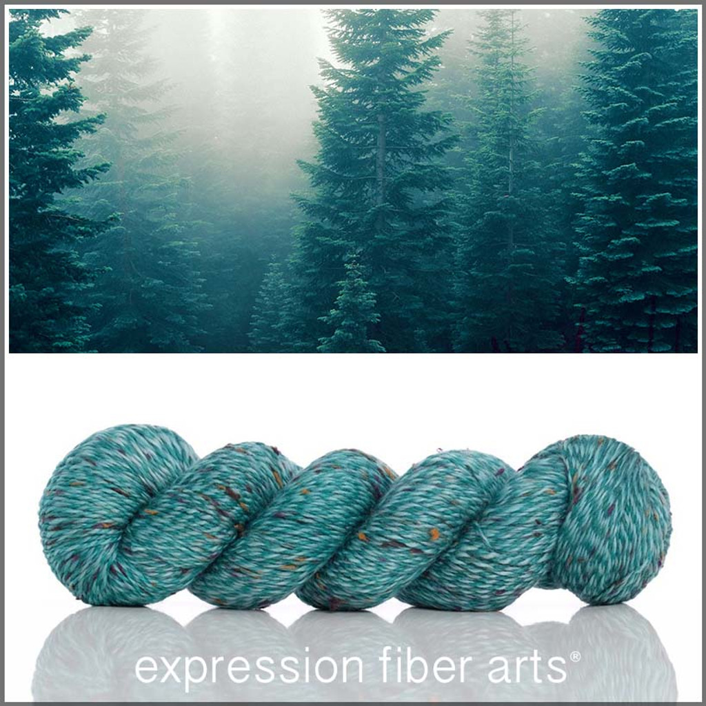 LIGHT FOREST FOG TWISTED TWEED SPORT