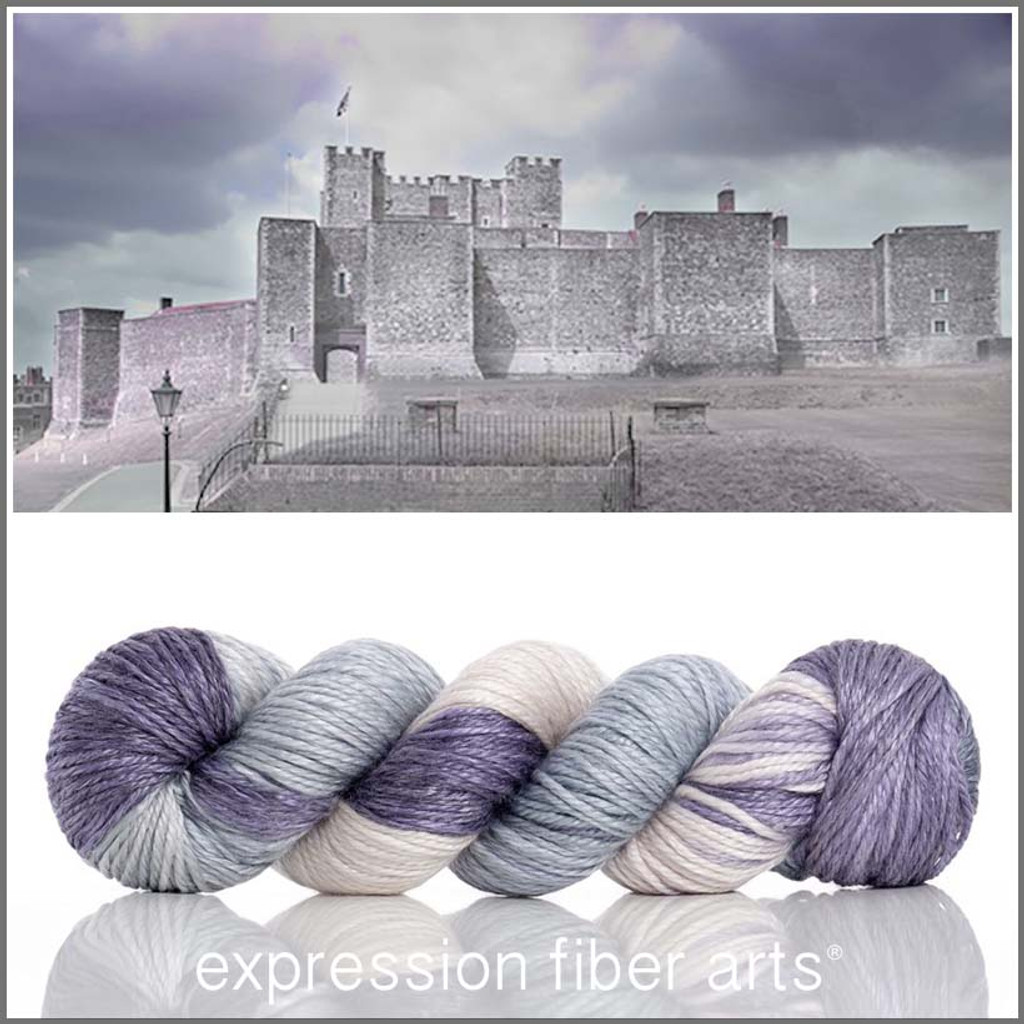 DOVER CASTLE 'LUSTER' WORSTED