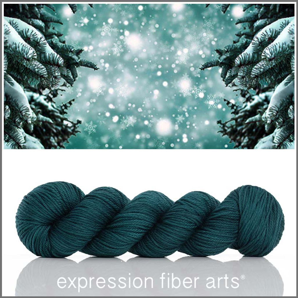 SPRUCE 'ENDURING' WORSTED