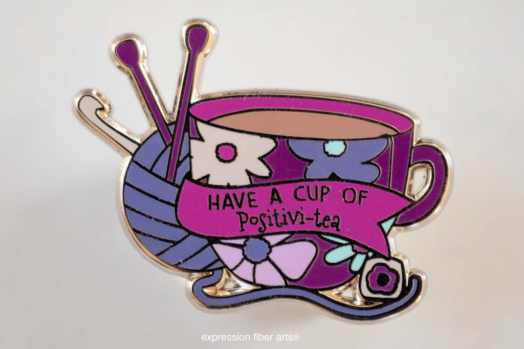CUP OF KINDNESS - February 2020 Insider's Yarn Club