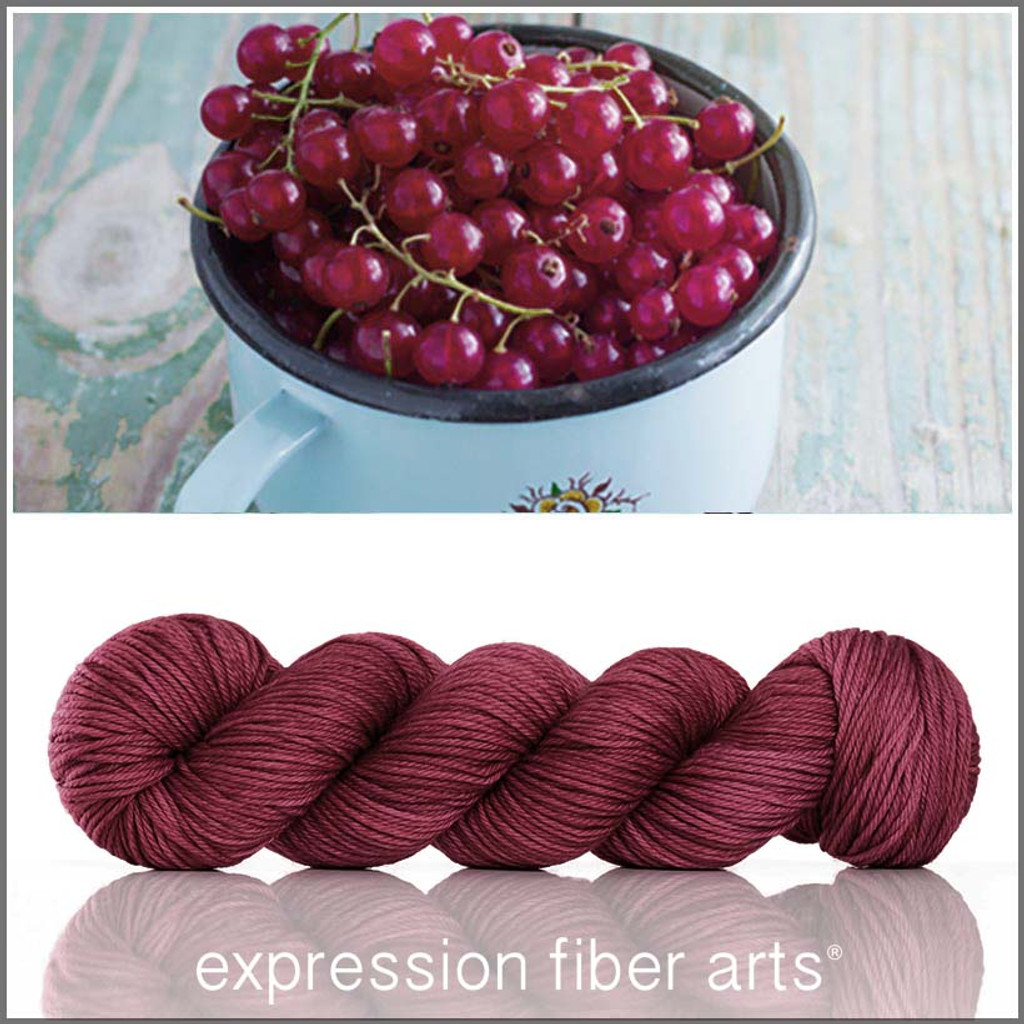 CURRANT 'ENDURING' WORSTED