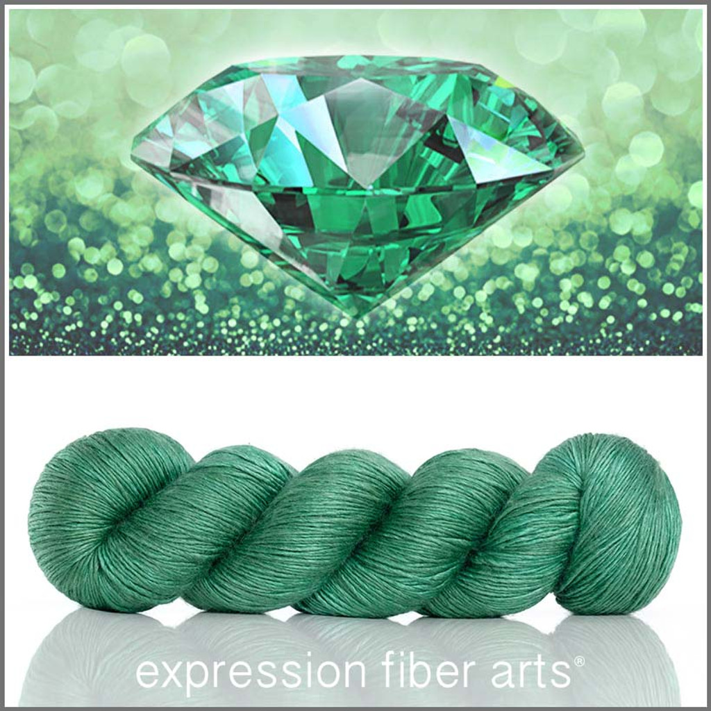 Oopsy MAY EMERALD 'PEARLESCENT' FINGERING