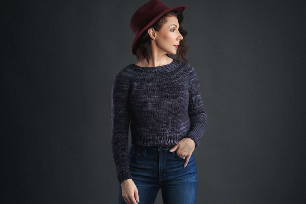 Knit Your First Sweater - Course