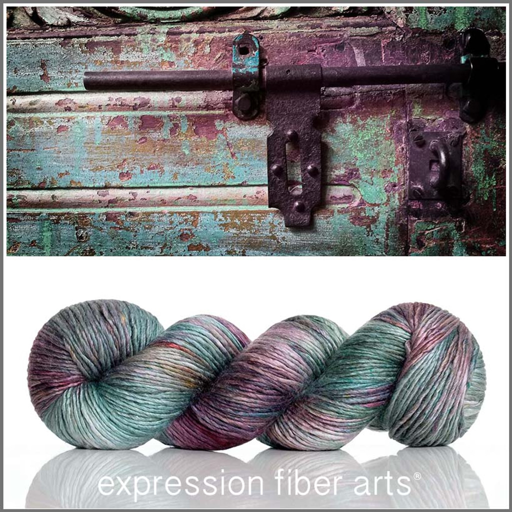 Unlock Your Truth 'PEARLESCENT' WORSTED