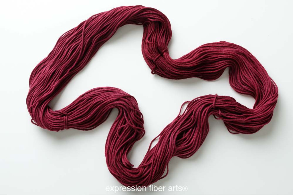 More Merlot, Please 'ENDURING' WORSTED