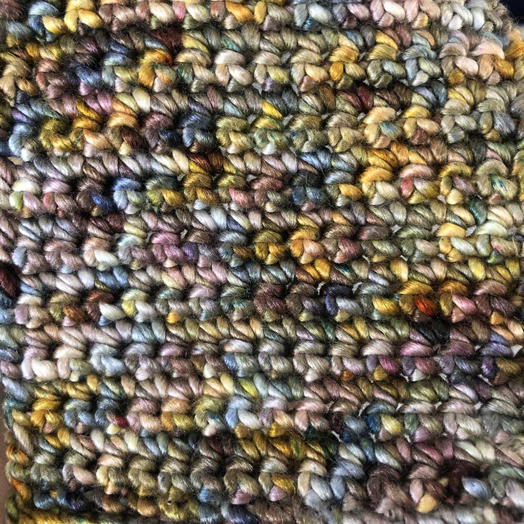 Guard Your Time 'PEARLESCENT' WORSTED