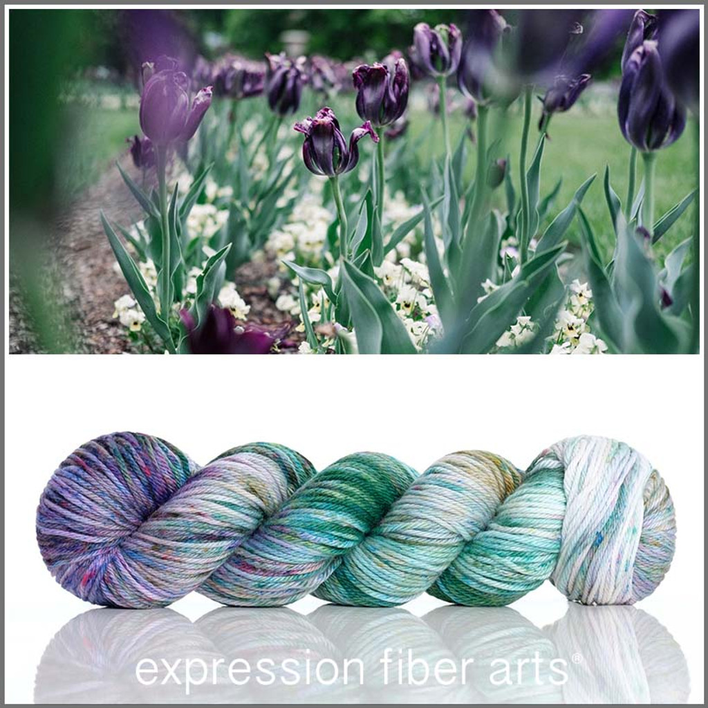 Tulip Path 'ENDURING' WORSTED