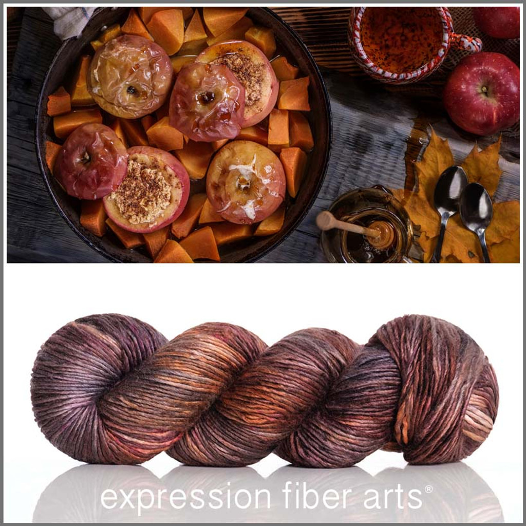 Baked Apples 'PEARLESCENT' WORSTED