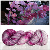 MURKY MAGENTA 'PEARLESCENT' WORSTED