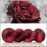 Pre-Order RED VELVET ROSE 'PEARLESCENT' FINGERING