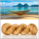 HONEY SAND 'PEARLESCENT' WORSTED