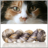 PRE-ORDER CALICO CAT 'LUSTER' WORSTED