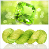 AUGUST PERIDOT 'RESILIENT' SOCK