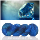 SEPTEMBER SAPPHIRE 'PEARLESCENT' WORSTED