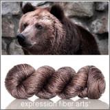 PRE-ORDER BROWN BEAR 'LUSTER'  WORSTED