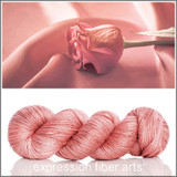 COPPER ROSE 'PEARLESCENT' WORSTED