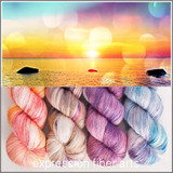ROMANTIC MORNING HUES 'PEARLESCENT' FINGERING KIT
