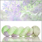 LILAC GARDEN 'LUSTER'  WORSTED