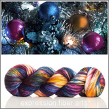 THE LIGHTS ARE TURNED WAY DOWN LOW 'PEARLESCENT' WORSTED
