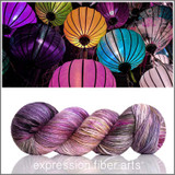 LANTERNS 'PEARLESCENT' WORSTED