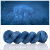 CLASSIC BLUE 'SINCERE' SOCK