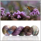 Purpletop Vervain 'PUFF' FINGERING