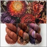 Strawflower Hues 'SINCERE' SOCK