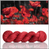 Poppy 'ENDURING' WORSTED