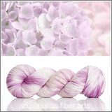 PRE-ORDER Blushing Blossom 'Shimmer' Fingering