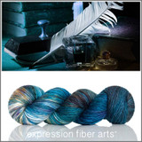 Pre-Order Write Your Story 'PEARLESCENT' WORSTED (Skein Only)