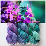 PRE-ORDER CHEERFUL HUES 'RESILIENT' SOCK