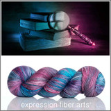Search Your Heart 'PEARLESCENT' WORSTED