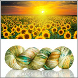 Sunflower Field 'PEARLESCENT' FINGERING