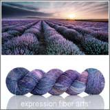 Twilight Lavender 'SPARKLE' DK