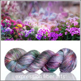 Pre-Order Dianthus 'PEARLESCENT' FINGERING + Pin