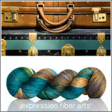 Pre-Order Here All Along 'PEARLESCENT' WORSTED Secret Society Kit