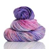 Purple Slushie 'ENDURING' WORSTED