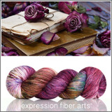 Memoirs 'PEARLESCENT' WORSTED Secret Society Kit