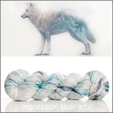 OOPSY ARCTIC WOLF 'BUTTERY' BULKY