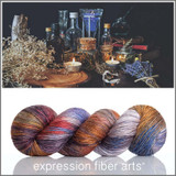 Pre-Order Essence 'PEARLESCENT' WORSTED Secret Society Kit