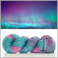 AURORA 'PEARLESCENT' WORSTED