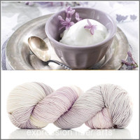 LAVENDER ICE CREAM 'RESILIENT' SOCK