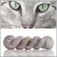 MISCHIEVOUS 'PEARLESCENT' WORSTED